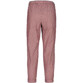 Maloja UinaM. Pantalones Mujer, maroon clover